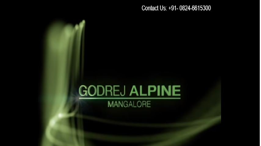 Godrej Alpine, Residential Property