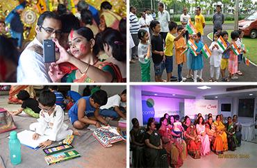 Vibrant community of Godrej Prakriti, Kolkata