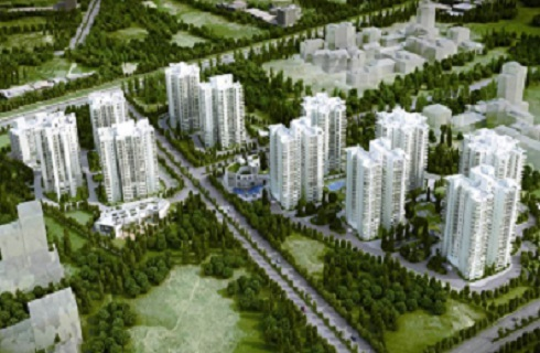 Superior Living in Godrej Summit, Gurgaon