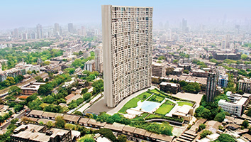 Planet Godrej, Mahalaxmi, Mumbai