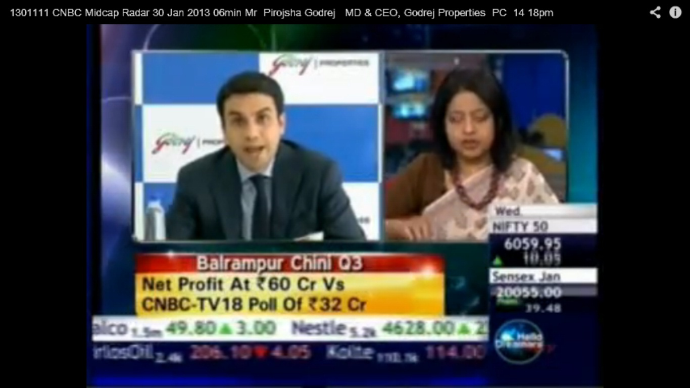CNBC Midcap Radar 30 Jan 2013