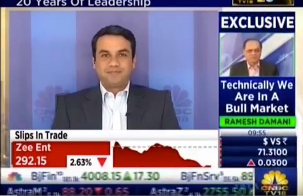 CNBC TV18 Bazaar Open Exchange 06 Dec 19 Mr Pirojsha Godrej  Executive Chairman Godrej Properties